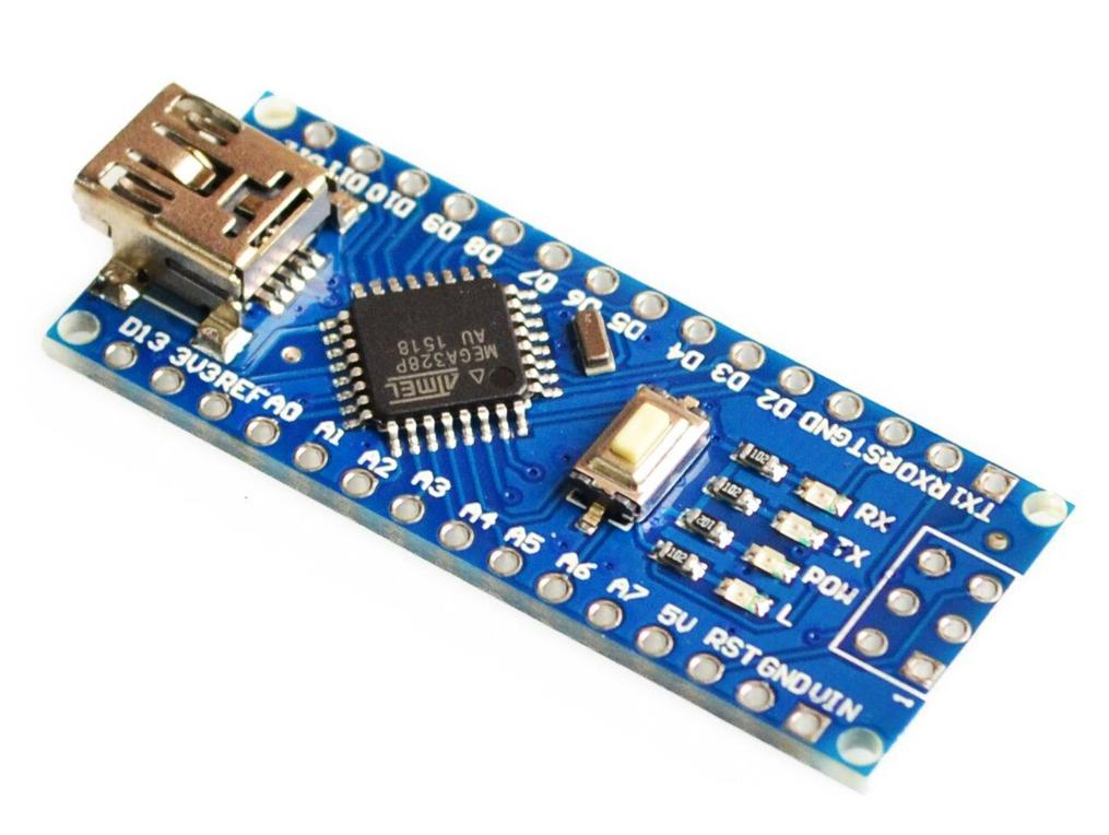 Arduino connection st7735